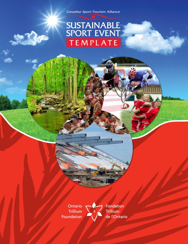 Sustainable Sport Event Template | Canadian Sport Tourism Alliance
