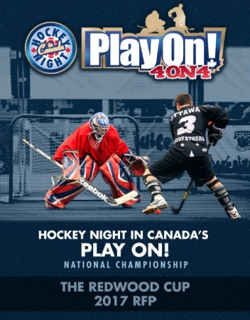 Request For Proposals 2017 National Street Hockey Championship